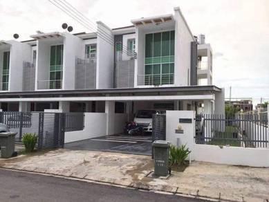 Modern Townhouse Lite Avenue Miri for SALE