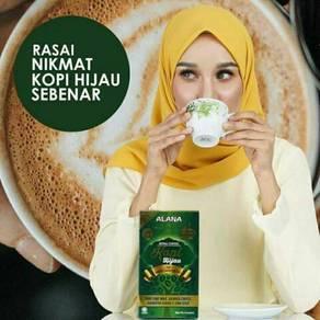 Alana royal green coffee25