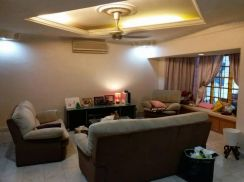 GOOD FACING, 0%D/Payment, 2sty House Taman Midah, Near Mrt Station