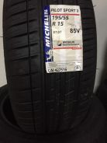 Tayar Baru 195 55 15 Michelin PS3 New Tyre
