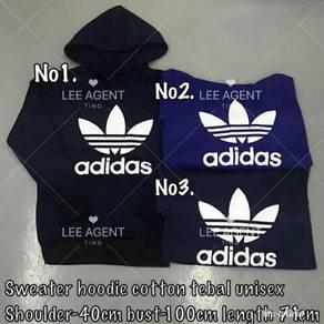 Sweater hoodie Adidas