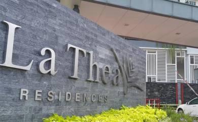 La Thea Residences , 780sf , Sri Kembangan