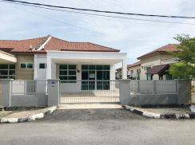 Taman Sutera Idaman Single Storey Semi-Detached House