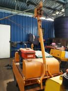 Reconditioned taikyoku twr850 1 ton roller
