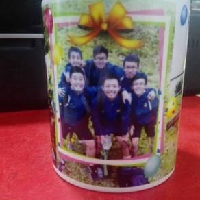 Mug printing & mug product