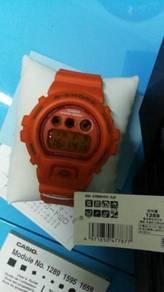 CASIO G Shock DW-6900-MM4 Orange