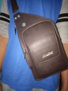 Arnold Palmer crossbody sling bag