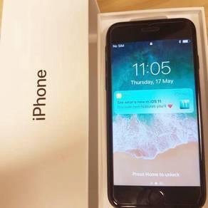 Original iphone 7 matte 32gb