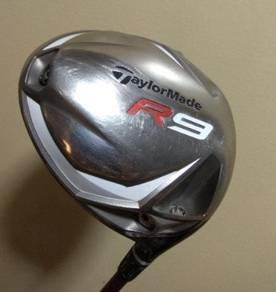 Taylormade Golf R9 Driver 10.5* Sflex RH