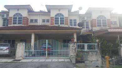 Double Storey House - Taman Lapangan Indah, Ipoh, Perak