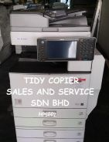 Multicopier mp5002 b/w machine photostat