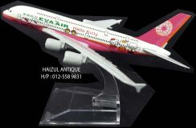 Eva Air Hello Kitty Pink A380 - Aircraft Model 54