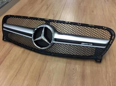 Mercedes Grill GLA 45 X156 AMG Bumper Front Grill