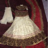 Fashion anarkali punjabi suit