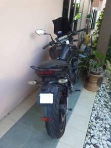 2011 Kawasaki Versys 650 tahun 2011 untuk dijual