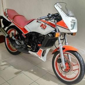 Yamaha RD125 YPVS