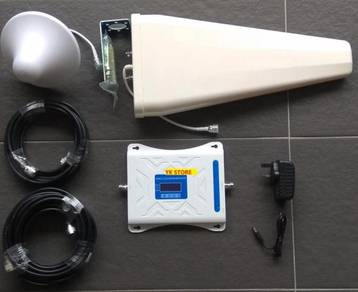 Tri Band GSM 3G 4G Phone Signal Repeater Booster
