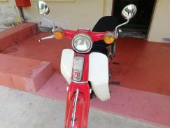 Honda c70 for sale