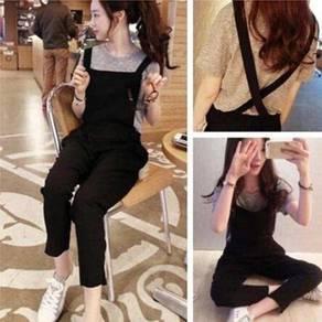 Black Long Jumpsuits