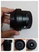 Sigma 30mm f2.8 e-mount