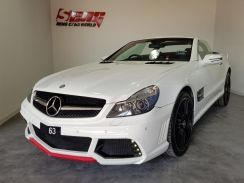 Used Mercedes Benz SL55 for sale