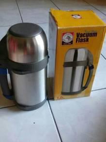 Zebra vacuum Flask