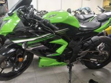 Kawasaki z250 sl (murah,cantik )