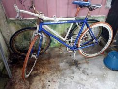 Bicycles to let go