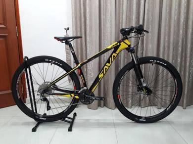 SAVA Carbon Fiber 29er 30 speed MTB Mountain Bike