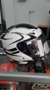 Helmet TSR original baru