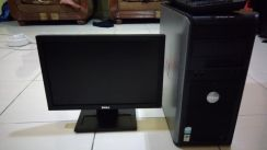 Desktop Dell Optiplex 745