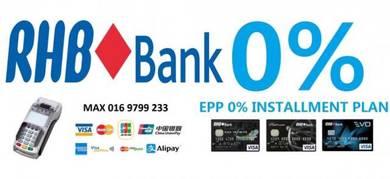 Rhb Merchant Credit Card Machine installment Plan