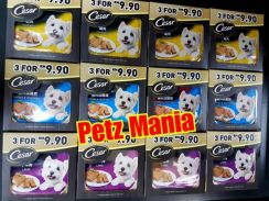 Cesar 100g Food Tray Party Box