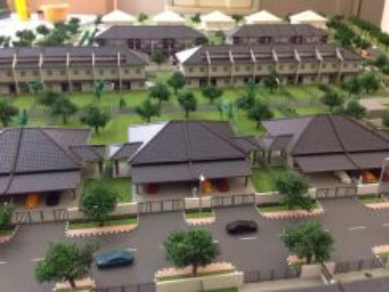Wow Big land size Buying a house or a piece of land?Jln matang, kch