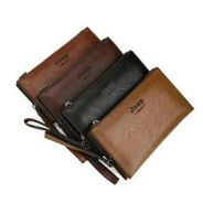 Men's wallet clutch long purse