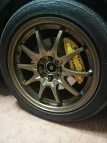 Disc Brake 4Pot Brembo