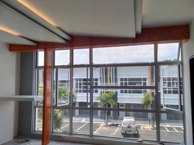Drywall PARTITION gypsum board Selangor specialist