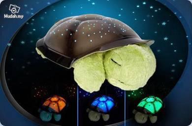 Twilight Projector Night Light Turtle Toy Music