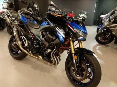 Kawasaki z800 ABS z900 mt09