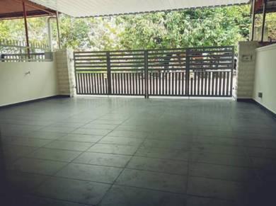 1 sty terrace fully renovated_ Taman Nilam