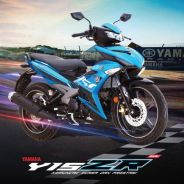 Yamaha y15zr (ready stock for loan) promo end year