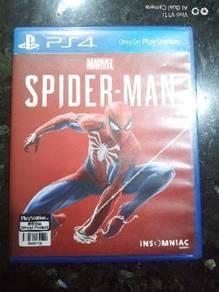 Spiderman(PS4)