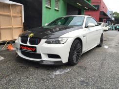 BMW E92 M3 Front Lip Carbon Fiber Bodykit