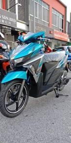 Yamaha ego avantiz limited stock