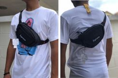 Supreme waist pouchbag