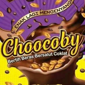 Choocoby choco jar