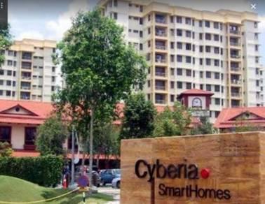 1069 sqft Cyberia Smarthome Cyberjaya Condo