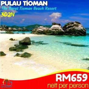 Promosi Pakej ke (Pulau Tioman 2019)