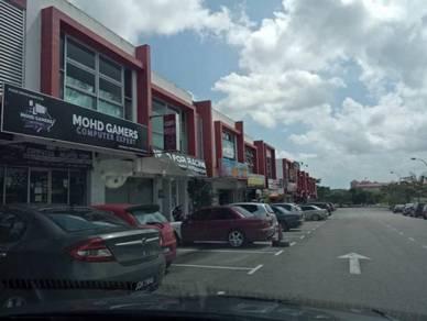 Bandar Tiram, 2 Storey Shoplot , Nearby Kipmart Mall