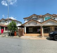 RENOVATED END LOT Double Storey, Garden City Homes, Seremban 2
